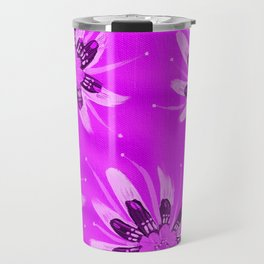 Violet Aria Rose Travel Mug
