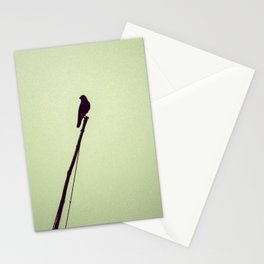 Lonely Bird Stationery Cards