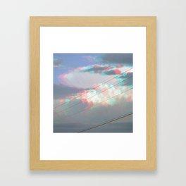 (parameters) Framed Art Print