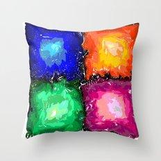 something must break Throw Pillow