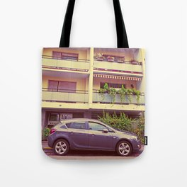 Opel Astra - The Undertaker Tote Bag