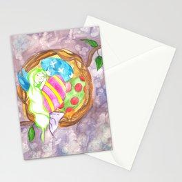 Easter Nest Stationery Cards