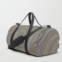 VERTIGO BROWN Duffle Bag
