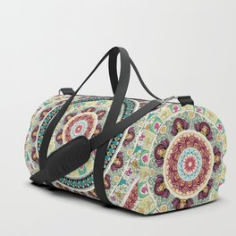 Sloth Yoga Medallion Duffle Bag