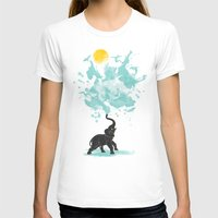 splash T-shirts featuring summer splash by Steven Toang