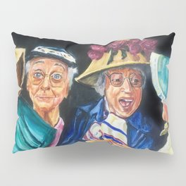 Matrons of the Arts Pillow Sham