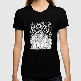 Many Monsters T-shirt