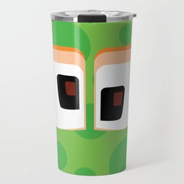 Bubble Beasts: Eerie Eucalyptus Tentacle & Paw Sanitizer Travel Mug