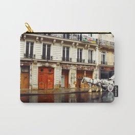 Cinderella's Carriage In Paris Carry-All Pouch