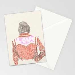 Love Jacket Stationery Cards