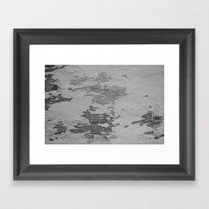 My Ink op 5 Framed Art Print