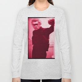 red mcqueen Long Sleeve T-shirt
