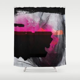 Kinda Have This Thing with Pink 01 Shower Curtain