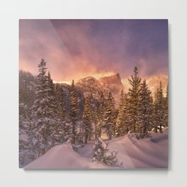 Dream Lake - Rocky Mountain National Park Metal Print
