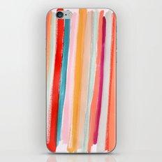 Stripes I iPhone & iPod Skin