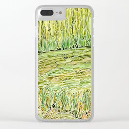 Eno River 29 Clear iPhone Case