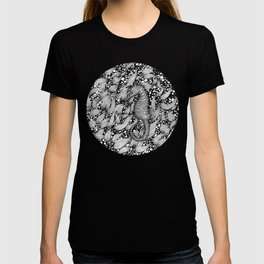 Seahorse in the Kelp Forest T-shirt