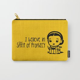 I believe in the Spirit of Prophecy Carry-All Pouch