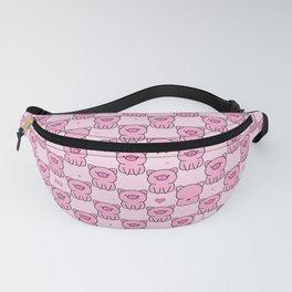 Cute pink piglets Oink Oink! Fanny Pack