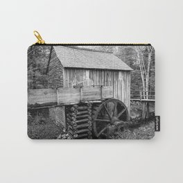 Cable Mill - Old Mill in Great Smoky Mountains Carry-All Pouch