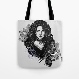 Lilac and gooseberry Tote Bag