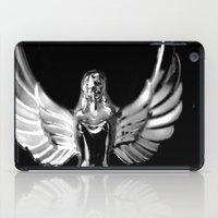 angel wings iPad Cases featuring Angel Wings by Shaunia McKenzie