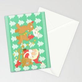 Santa 2014 Stationery Cards