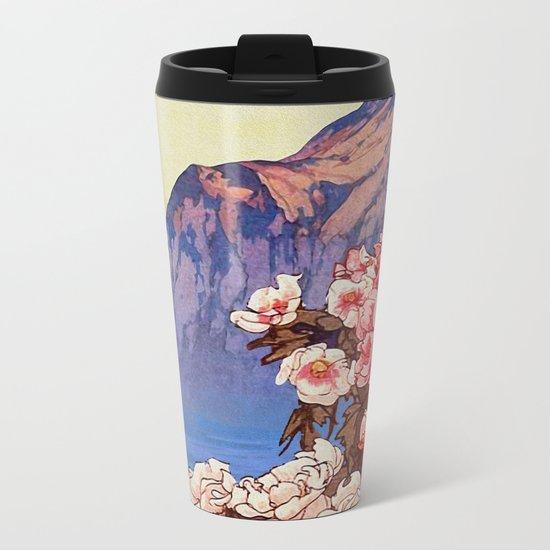 Kanata Scents Metal Travel Mug