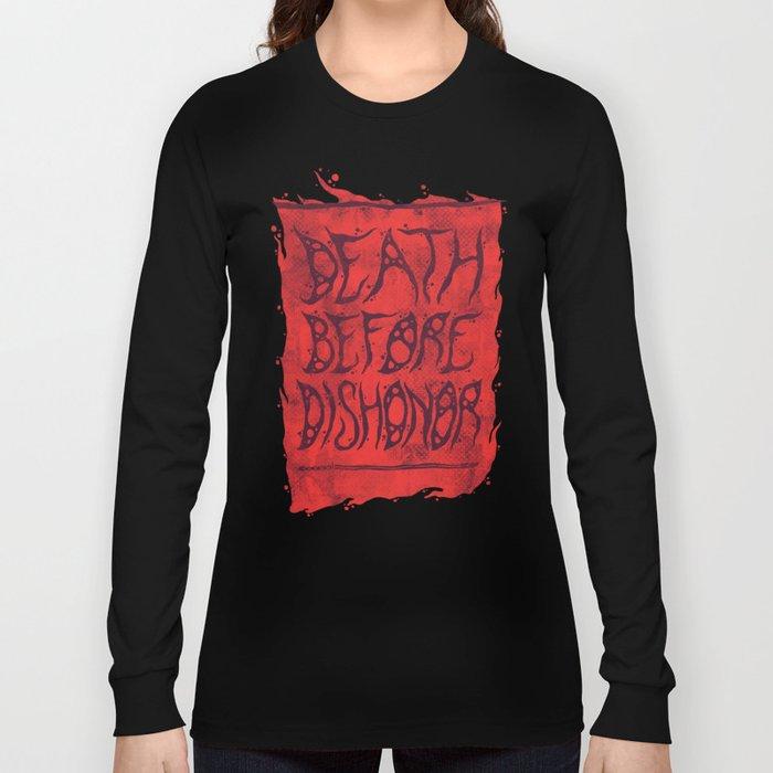 Bushido Long Sleeve T-shirt