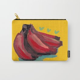 Red Cavendish Carry-All Pouch