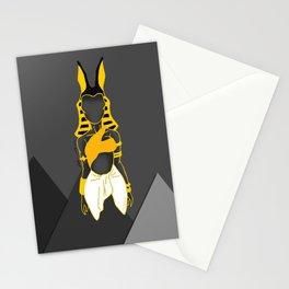 Eygyptian  Goddess Stationery Cards