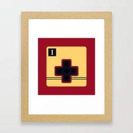 family game [JP] Framed Art Print