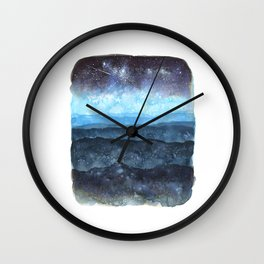 Build The Foundations Wall Clock