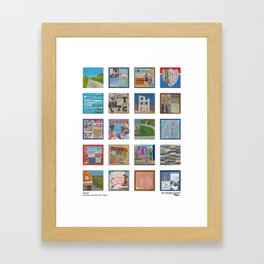 Travel - Selections from the 2011 Project Framed Art Print