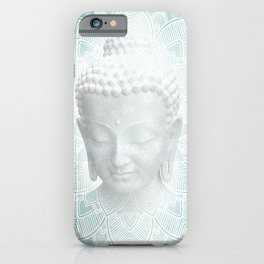 Buddha Dream Mandala Spiritual Zen Bohemian Hippie Yoga Mantra Meditation iPhone Case