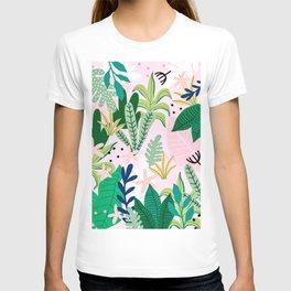 Into the jungle - sunrise T-shirt