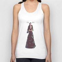 frida kahlo Tank Tops featuring Frida Kahlo by antoniopiedade