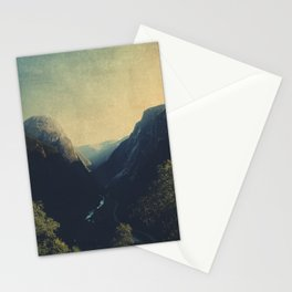 mountains VII Stationery Cards
