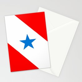 flag of Para Stationery Cards