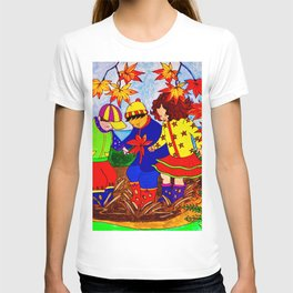 Splashy Puddle Jumpers T-shirt