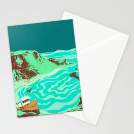 PHANTOM SHORE Stationery Cards