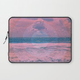 Pink Storm Laptop Sleeve