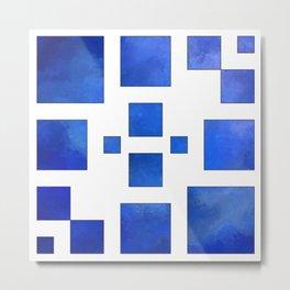 Festarossia - into the blue Metal Print