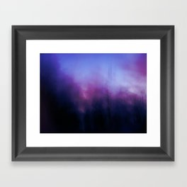 Disperse  Framed Art Print