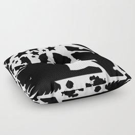 NO eaR DRuMS Floor Pillow