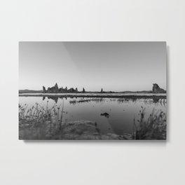 Mono Lake 3 Metal Print