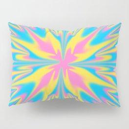 Pan Tie-Dye Pillow Sham