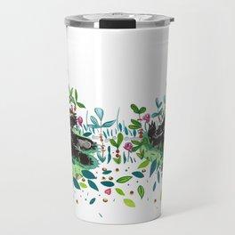 Peaceful Pandas Travel Mug