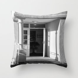 Open Door Throw Pillow
