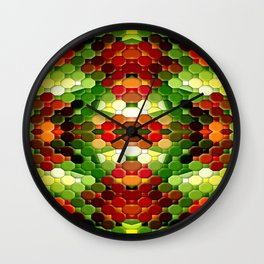 The Power coming from above... Wall Clock